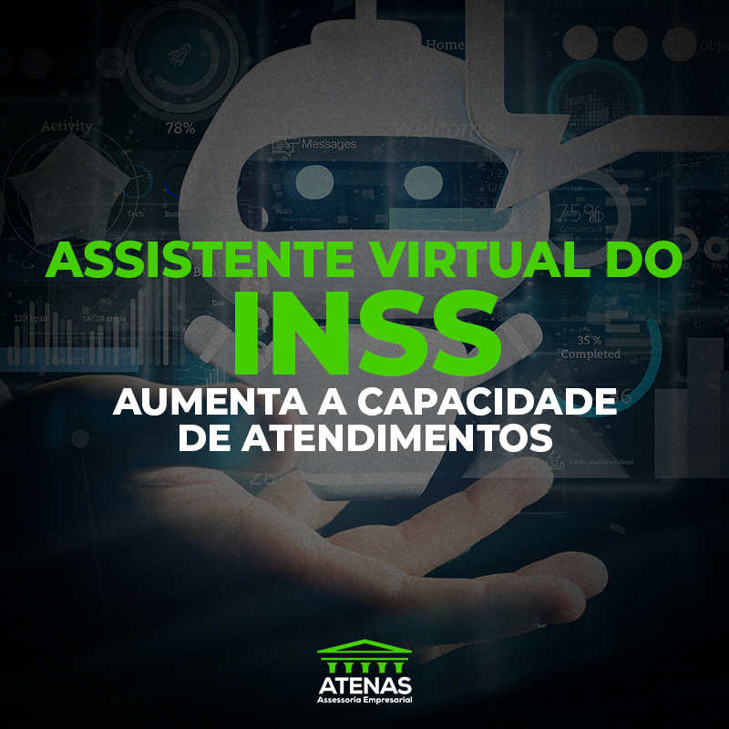 Conheça a assistente virtual do INSS